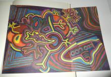 1967 Cagli book of prints