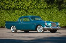1957 Studebaker Silver Hawk Coupe 289 V8 Celebrity