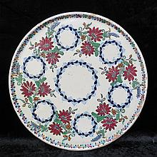 A Hungarian Judaic Passover Seder plate, of