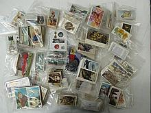 Players, Wills, Churchman etc. multi themed cards