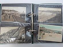 A small selection early 1900's scenic and seaside