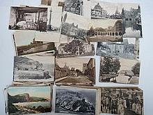 GB and France postcards, mainly unused GB are