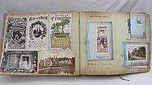 Wolsey greeting and postcard sample book for