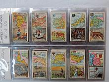 Selection of eleven sets of Players, Wills,