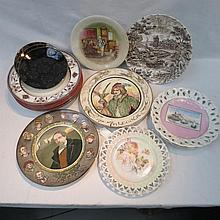A Royal Doulton series-ware plate, Shakespeare