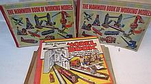 The Wonder Book of Working Models by Odhams Press