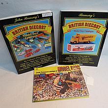 John Ramsay. British Diecast Model Toys catalogue,