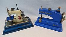 A 20thC Vulcan Junior sewing machine, English