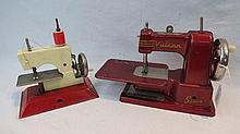 A 20thC Vulcan Senior English sewing machine 28cm