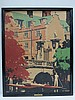 London North Eastern Railway - 'Cambridge'; an original and rare early 20thC tourist poster having a, Frederick Taylor, Click for value