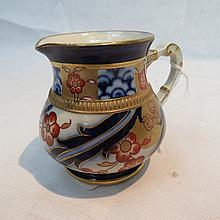 A William Moorcroft Macintyre jug with Aurelian