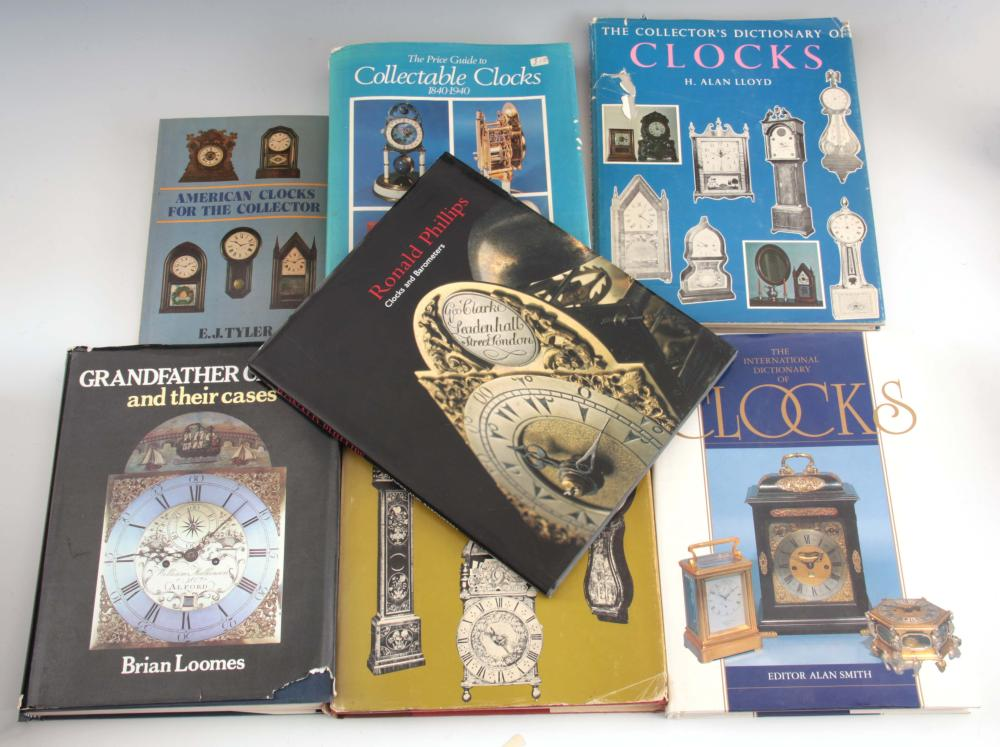 1, HERBERT CESCINSKY, ENGLISH DOMESTIC CLOCKS. 2,