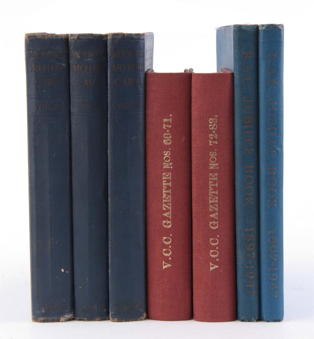 A COLLECTION OF 7 BOOKS including, JUBILEE BOOK 18