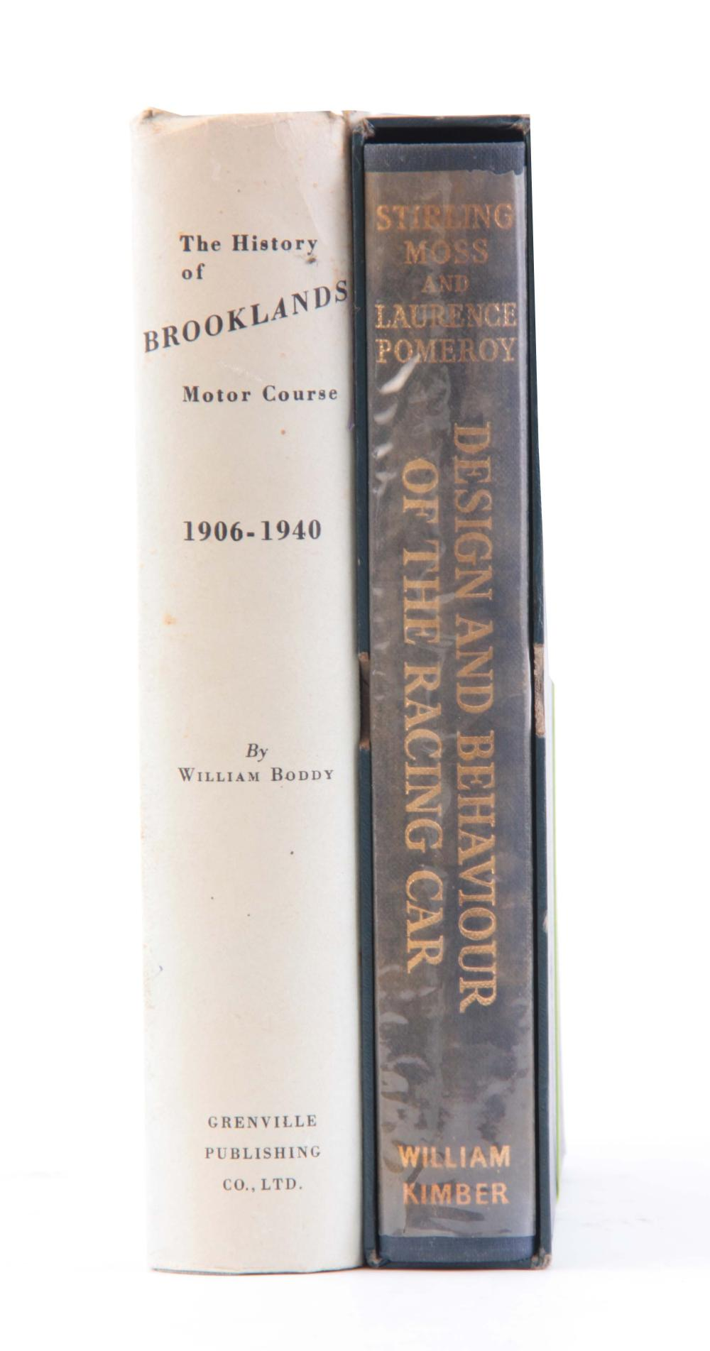 A COLLECTION OF 2 BOOKS including, DESIGN AND BEHA