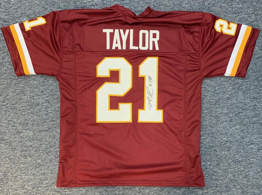 sean taylor autographed jersey jersey on sale