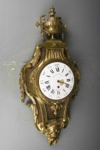 Classic Bronze Decorative Wall Hanging Clock