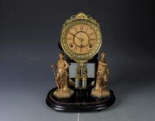 ANSONIA CRYSTAL PALACE PARLOR CLOCK