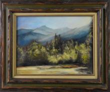 Kathleen Rogers Smith, Oil On Canvas