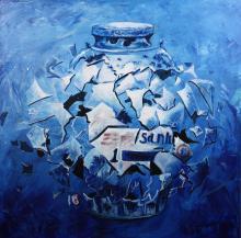 David Lee, Oil on Canvas