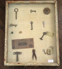 Case of Key Display