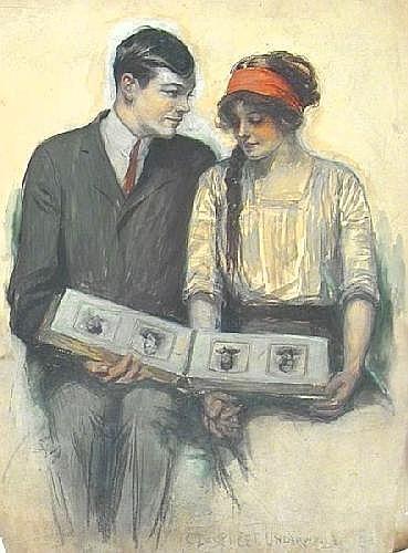 Clarence Underwood (1871-1929)