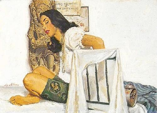 Coby Whitmore (1912-1988)