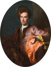 Jacob van Schuppen Umkreis Porträt eines Edelmannes