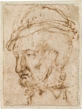 Leonardo Da Vinci Schule Kopfstudie