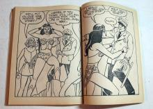 Lot 133: RARE 1980 DC COMICS SUPER HEROES COLOR COLORING BOOK UNUSED COMIC STORY PAGES