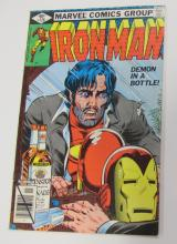 MARVEL IRON MAN COMIC BOOK #128 KEY ISSUE DEMON IN A BOTTLE