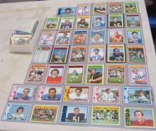1972 TOPPS FOOTBALL CARD 1-263 NEAR SET EXCELLENT-MINT CONDITION