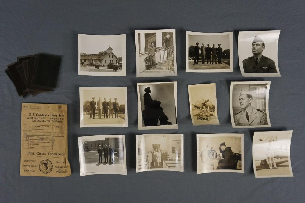 Lot of WW2 Photos and Negatives