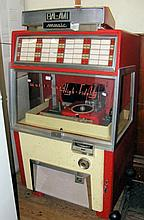A vintage 1950/60's Bal-Ami Multi-Horn