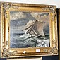 AFTER MEARS - oil on canvas - the cutter
