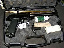 Good quality Predom-Kucznik 4.5mm pistol in