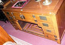 Stylish Chinese style desk/dressing table