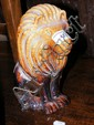 A Bonchurch Pottery - Andrew Bristow lion in