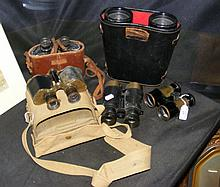 Selection of five old military and other