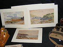 PYE - a selection of original watercolours,