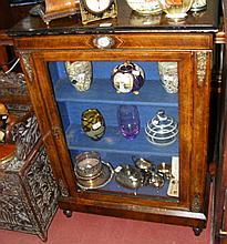 A Victorian pier cabinet