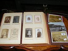 Early photographs of Isle of Wight scenes,