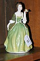 A Royal Doulton figurine -