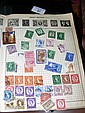 Various collectable stamps - loose and in albums,