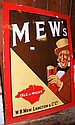 A W. B. Mew, Langton enamel advertising sign