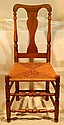 Wallace Nutting Furniture - #361 Maple Dutch Country Side Chair