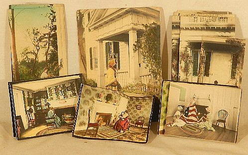 Fred Thompson - Est. 20+ Unmounted Hand-Colored Photos