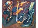 WILLIAM FETT, AMERICAN (1918-2006) Abstract