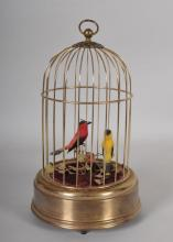 German Singing Birds Automaton