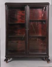 Early 20th Century Mahogany Cabinet