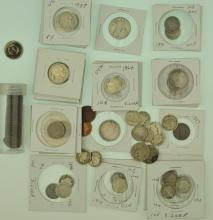 Grouping of U.S. Collectible Coins